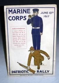 Marine Corps Patriotic Rally, June 10, 1917