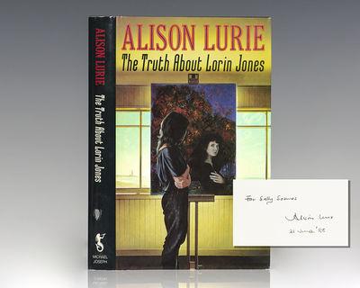 London: Michael Joseph, 1988. First edition of the author's artistic detective story. Octavo, origin...