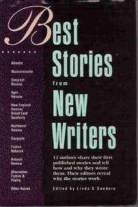BEST STORIES FROM NEW WRITERS