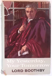 My Yesterday, Your Tomorrow