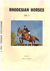 RHODESIAN HORSES . Vol 1.