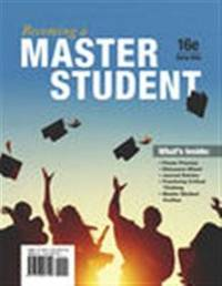 image of Becoming a Master Student (Textbook-specific CSFI)