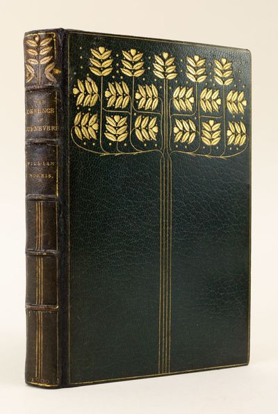 London, New York, and Bombay: Longmans, Green, and Co, 1900. Reprinted from the Kelmscott Press Edit...