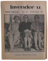 Lavender U. Jan-Feb. 1976. No. 13