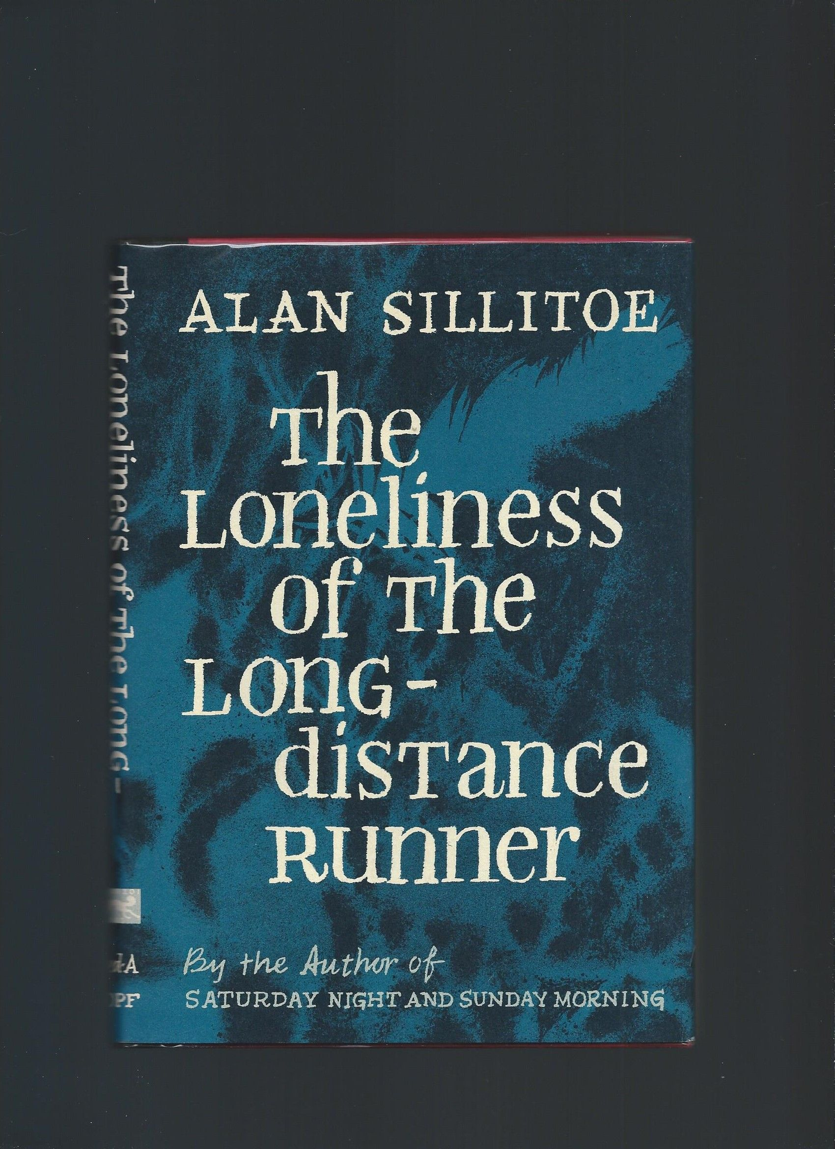 loneliness of the long distance runner essays The loneliness of the long distance runner blu-ray (1962): starring tom courtenay, michael redgrave and james bolam running has.
