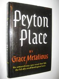 Peyton Place by Grace Metalious - Hardcover - Facsimile Edition - 1980 - from Manyhills Books (SKU: 09120109)