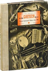 Gretsch Catalog No. 40 (Original sales catalog for musical instruments, 1939)