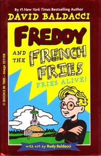 Freddy and the French Fries: Signed First Edition