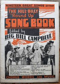 The Hill-Billy Round Up Song Book