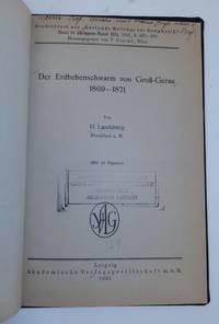 der erdbebenschwarm von Gross-Gerau 1869-1871
