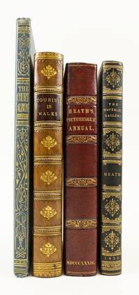 THE COURT ALBUM. [and]  HEATH, CHARLES.  THE WAVERLEY GALLERY. [and] HEATH'S PICTURESQUE ANNUAL...