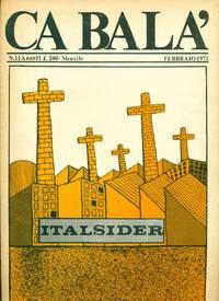 Ca Balà, N.11, Anno II. Mensile Febbraio 1972