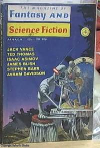 image of Fantasy and Science Fiction; Volume 40 Number 3, March 1971