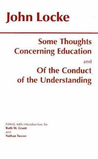 image of Some Thoughts Concerning Education and of the Conduct of the Understanding