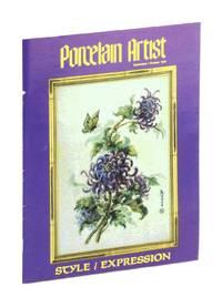 image of Porcelain Artist [Magazine] September / October [Sept. / Oct.] 1988: Style / Expression