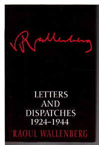LETTERS AND DISPATCHES, 1924 - 1944.