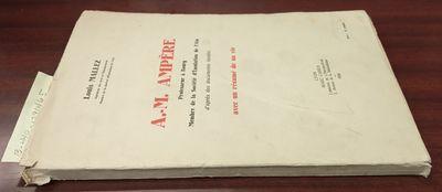 Lyon: Marc Camus, Librairie de l'Archeveche, 1936. First Edition. Softcover. 8vo., 102 pages; G-; bu...