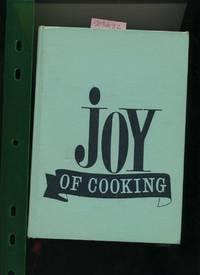The Joy of Cooking : 1964  Edition [blue Cloth Cover;  cookbook/recipe Collection, Traditional...