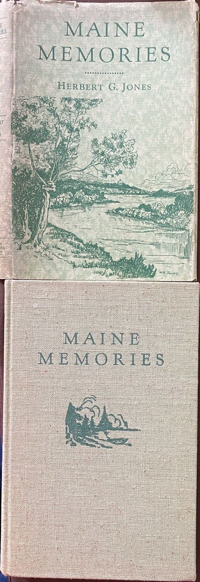 Portland, Maine: Harmon Publishing Company, 1940. First Edition. cloth. Near fine/very good +. SIGNE...