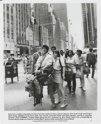 Fast Forward (Collection of 5 original photographs from the 1985 film)
