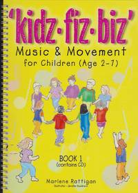 \'kids.fiz.biz\', Music & Movement for Children (Age 2-7), Book 1 & 2