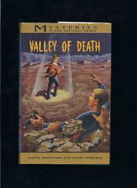 Valley Of Death;  Mystery In Our National Parks, (#8)