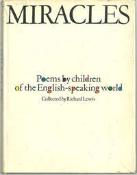 image of MIRACLES Poems by Children of the English- Speaking World