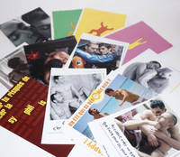 12 Safe-sex Postcards in French and Dutch