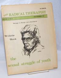 image of The radical therapist: Volume 2 No. 4, December 1971