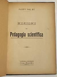 image of Nozioni di pedagogia scientifica