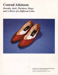 Conrad Aktinson: Dorothy, Jack, Theodore, Diego and A Horse of a Different  Color by  Conrad and Lawrence Rinder Atkinson - Paperback - 1995 - from RugBooks, IOBA (SKU: BOOKS007448I)