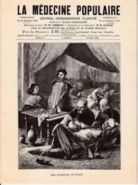 Journal hebdomadaire illustré. Directeur Louis JACOLLIOT, Rédacteur en chef Th. DEBRAY... Avec la collaboration des prices de la sciences médicale. Numéro 1-52 (Année I-II)