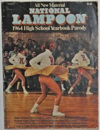 National Lampoon 1964 High School Yearbook Parody All New Material 1964 Kaleidoscope