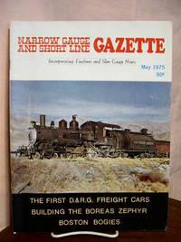 image of NARROW GAUGE AND SHORT LINE GAZETTE - MAY, 1975; VOLUME 1, NUMBER 2