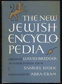 image of The New Jewish Encyclopedia