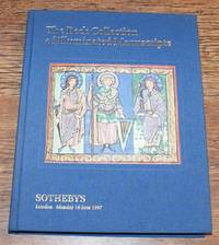 "The Beck Collection of Illuminated Manuscripts, Sotheby's Auction catalogue for Monday 16 June 1997 - LN7382 ""BECK"