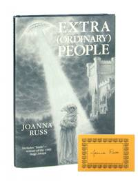 Extra (Ordinary) People [Signed Bookplate Laid in]