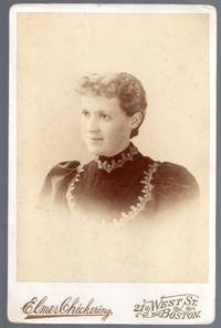 image of Royal Studio Cabinet Photograph Young Lady
