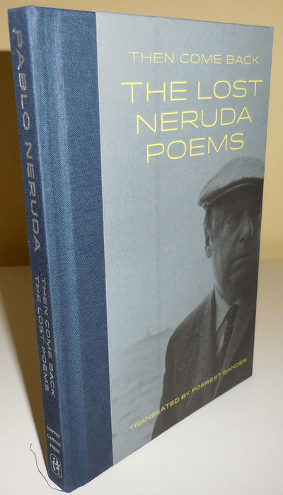 Port Townsend: Copper Canyon Press, 2016. First edition. Hardcover. Near Fine. 8vo. Navy cloth spine...