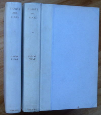 1901. New York: Charles Scribner's Sons, 1901. Original pale blue paper-covered boards with white pa...