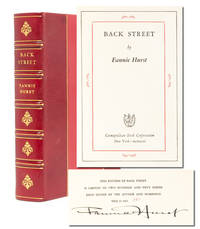 Back Street (Signed Limited Edition)