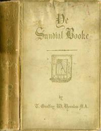image of Ye Sundial Booke