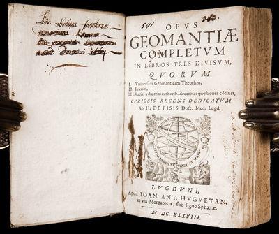 Opus Geomantiae Completum in Libros...