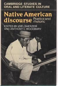 image of Native American Discourse Poetics and Rhetoric