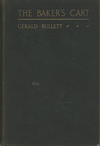 Garden City: Doubleday, 1926. Octavo, pp. ix 1-301 . original black cloth, front and spine panels st...