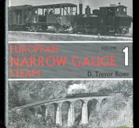 image of European Narrow Gauge Steam Volume 1