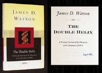image of The Double Helix (Signed Scribner Classics, PSA Certified)