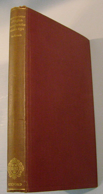 London: Oxford University Press, 1932. First edition. Hardcover. Very good. 8vo. xii, 180pp. Publish...