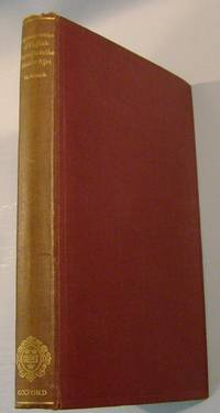 The Parliamentary Representation of the English Boroughs During the Middle Ages (Pollard's Copy) by  May McKisack - Hardcover - First edition - 1932 - from Thorn Books (SKU: 18771)