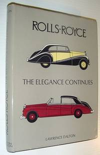 image of Rolls-Royce: The Elegance Continues